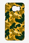 Simpsons Camo Bart Case for Samsung Note 5