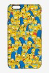 Simpsons Pattern Case for iPhone 6s Plus