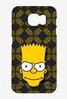Simpsons Bartface Case for Samsung S6