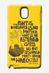 Simpsons The Dinosaur Theory Case for Samsung Note 3