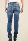 Red Tape Light Blue Cotton Jeans