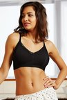 Zivame Black Solid Bra