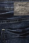 Mufti Deep Blue Slim Fit Jeans