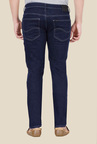 Lee Navy Low Rise Denim Jeans