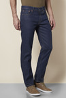 Levi's 511 Dark Blue Slim Fit Heavily Washed Jeans
