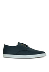 Get Glamr Ariclya Navy Derby Shoes