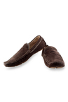 Ruosh Brown Casual Loafers