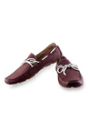 Ruosh Plum Boat Shoes