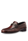 Ruosh Burgundy Casual Loafers