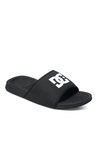 DC Bolsa Black Casual Sandals