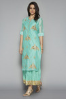 Vark by Westside Turquoise Ethnic Set