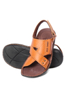 Red Chief Elephant Tan Back Strap Sandals