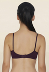 Libertina Multicolor Non Wired T Shirt Bra - Pack Of 2