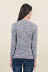 Pepe Jeans Grey Textured Sweater