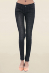 Pepe Jeans Black Slim Fit Low Rise Jeans