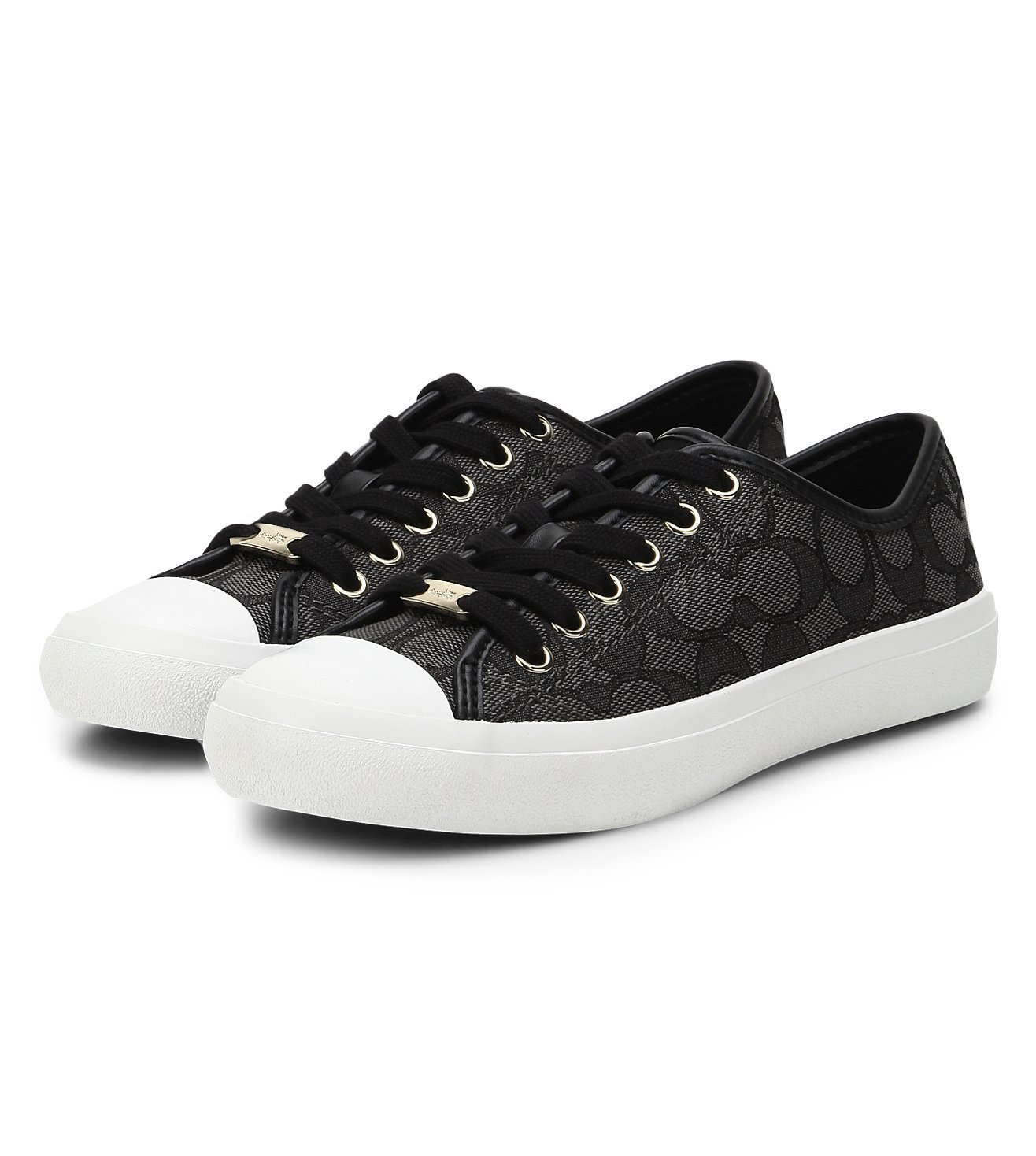 Buy Coach Empire Black Sneakers for
