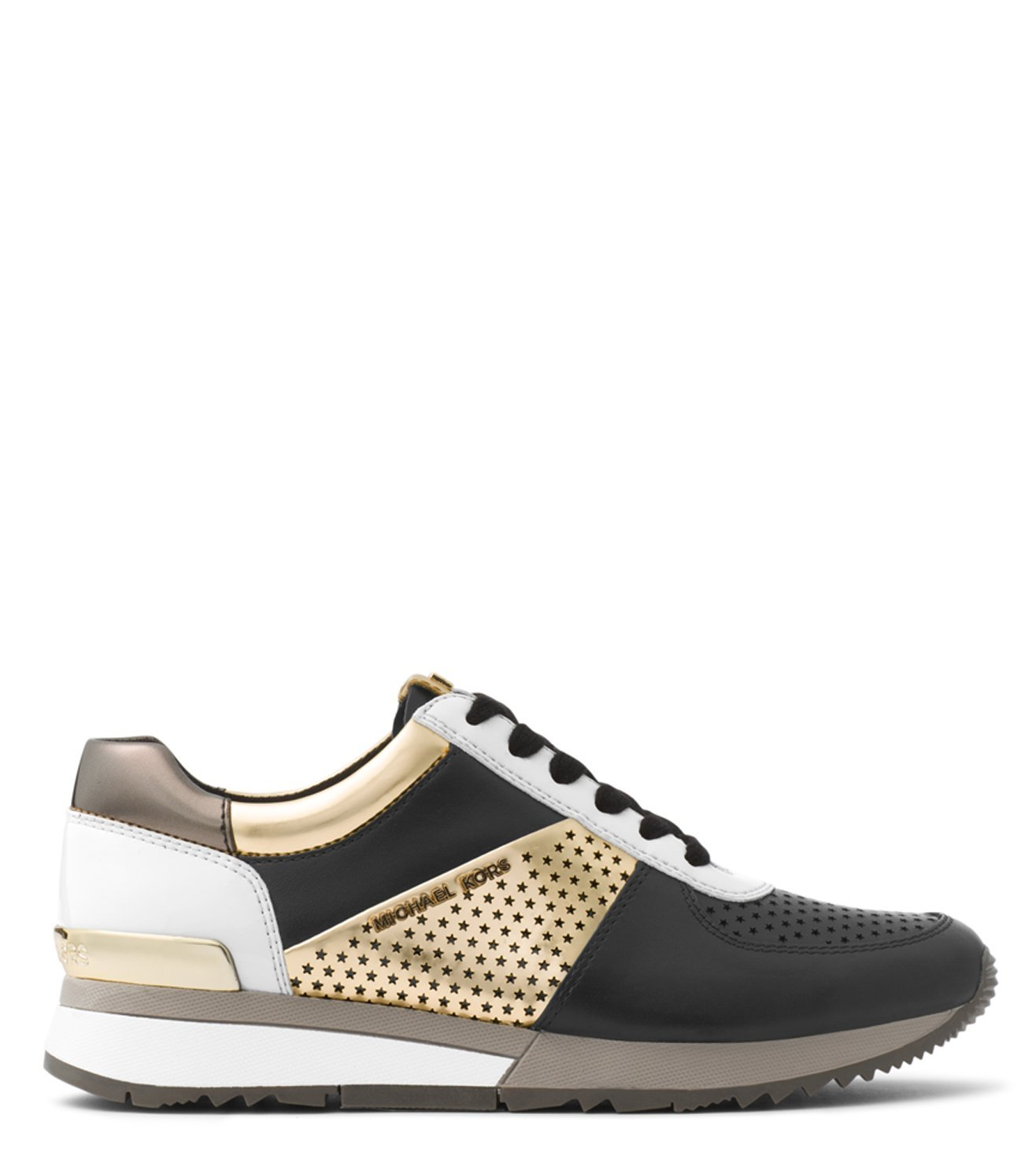 Pale Gold Allie Sneakers