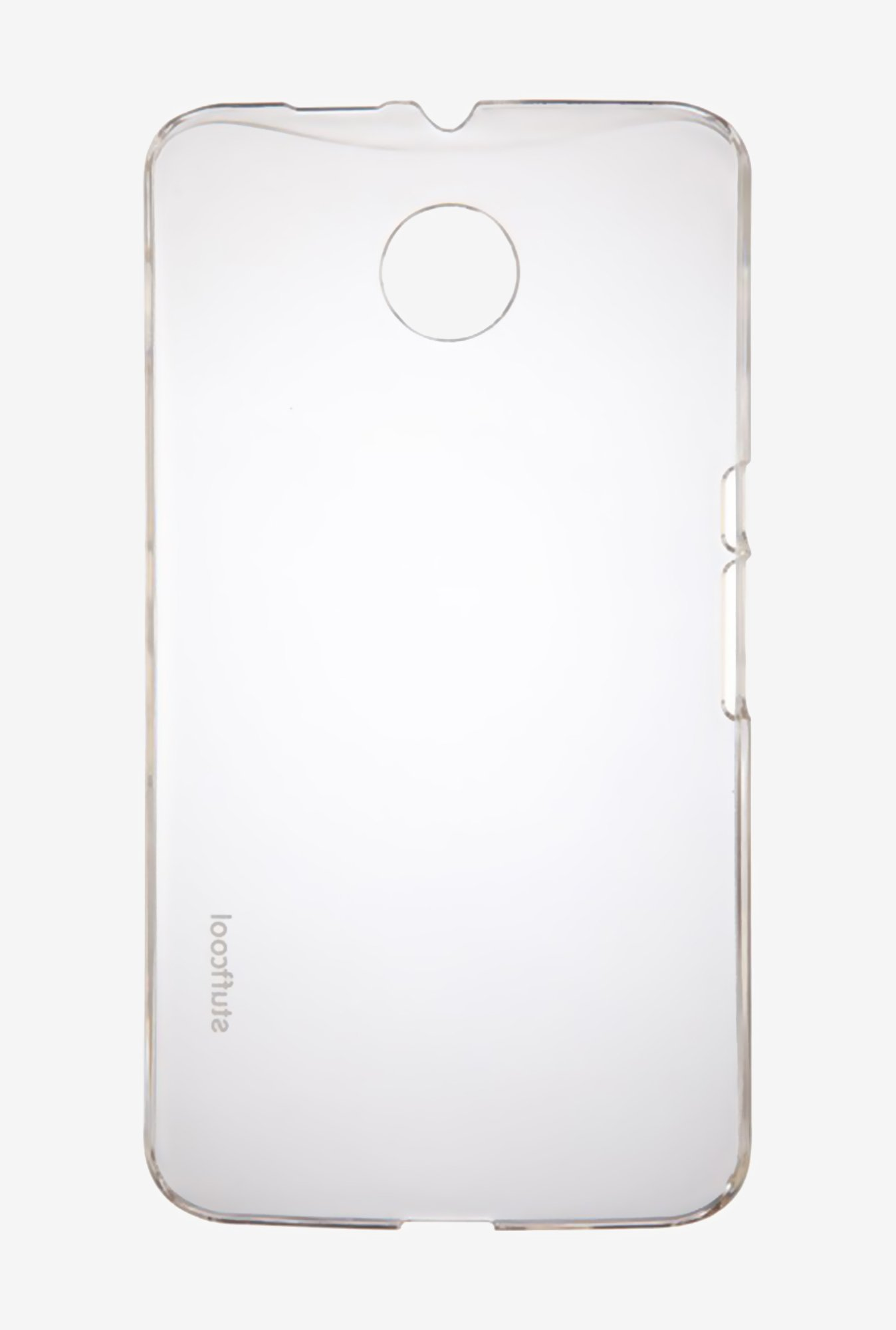 Stuffcool Clair CLMTNX6-CLR Mobile Case Clear