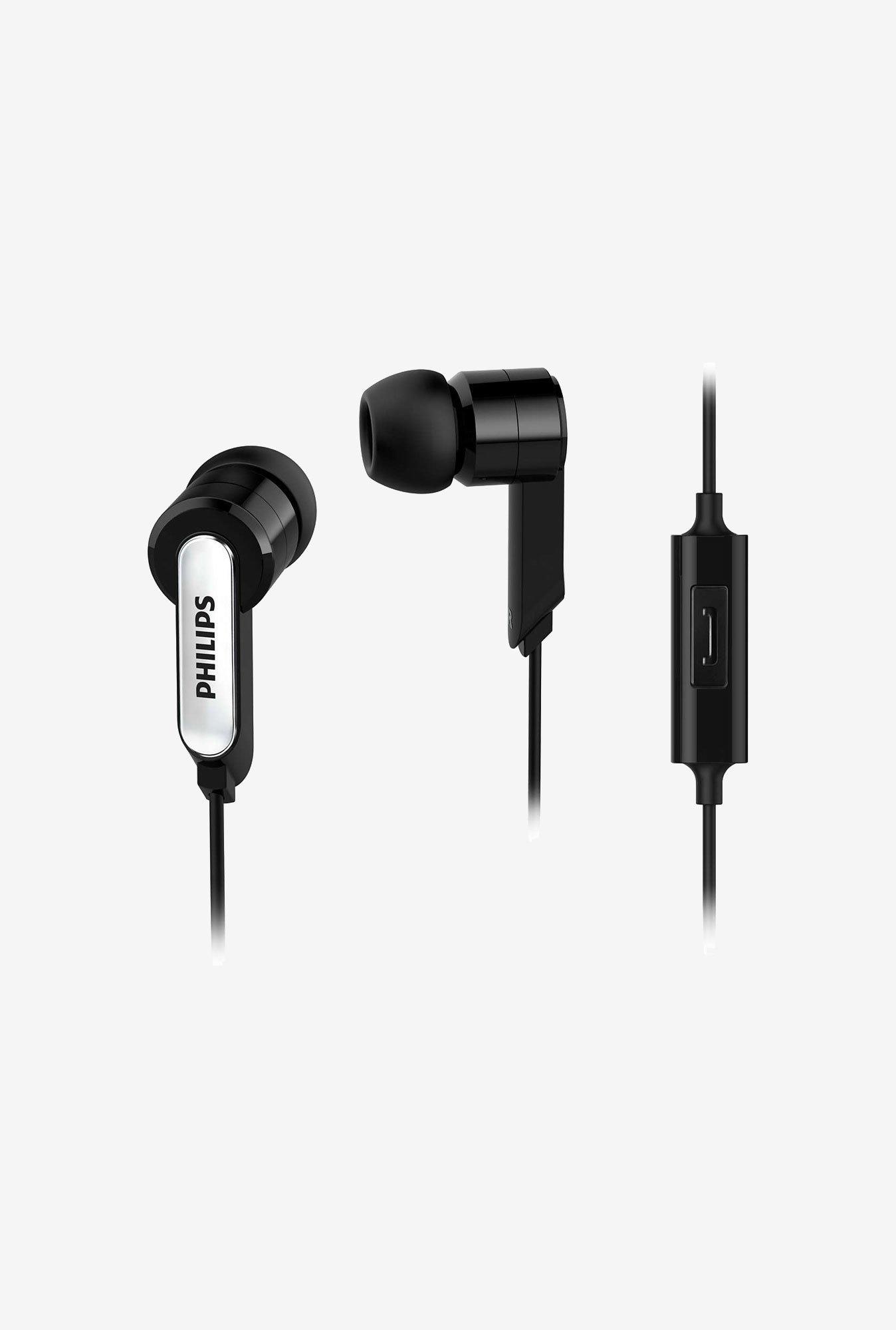 Philips SHE1405BK In the Ear Headphone Black