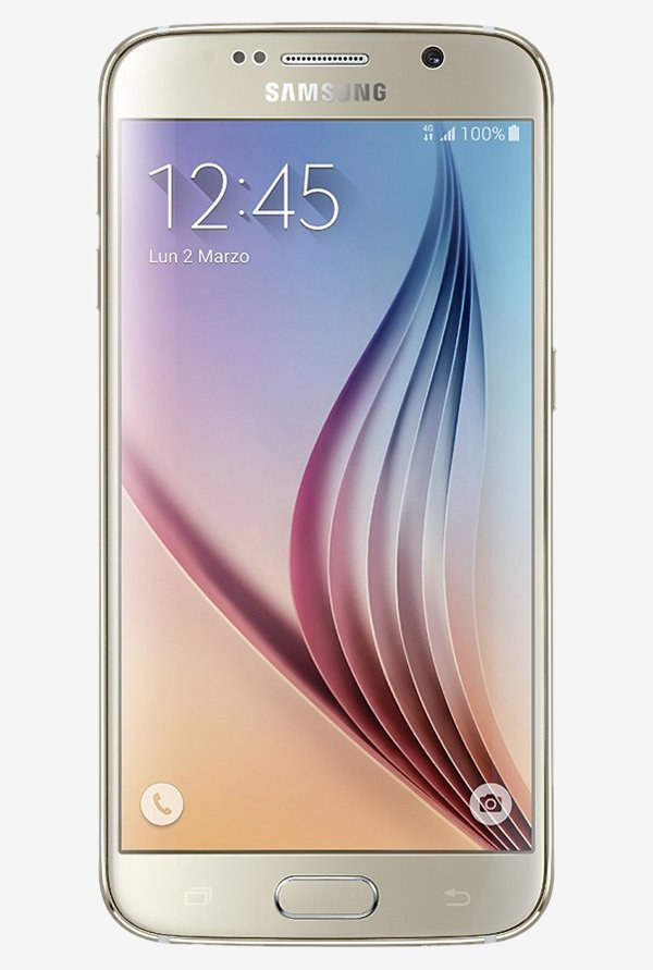 SAMSUNG Galaxy S6 Edge 32 GB Gold