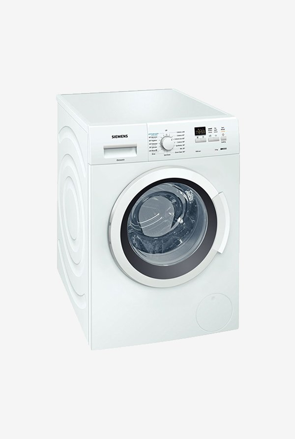 Siemens 7Kg WM10K160IN/FL Washing Machine White