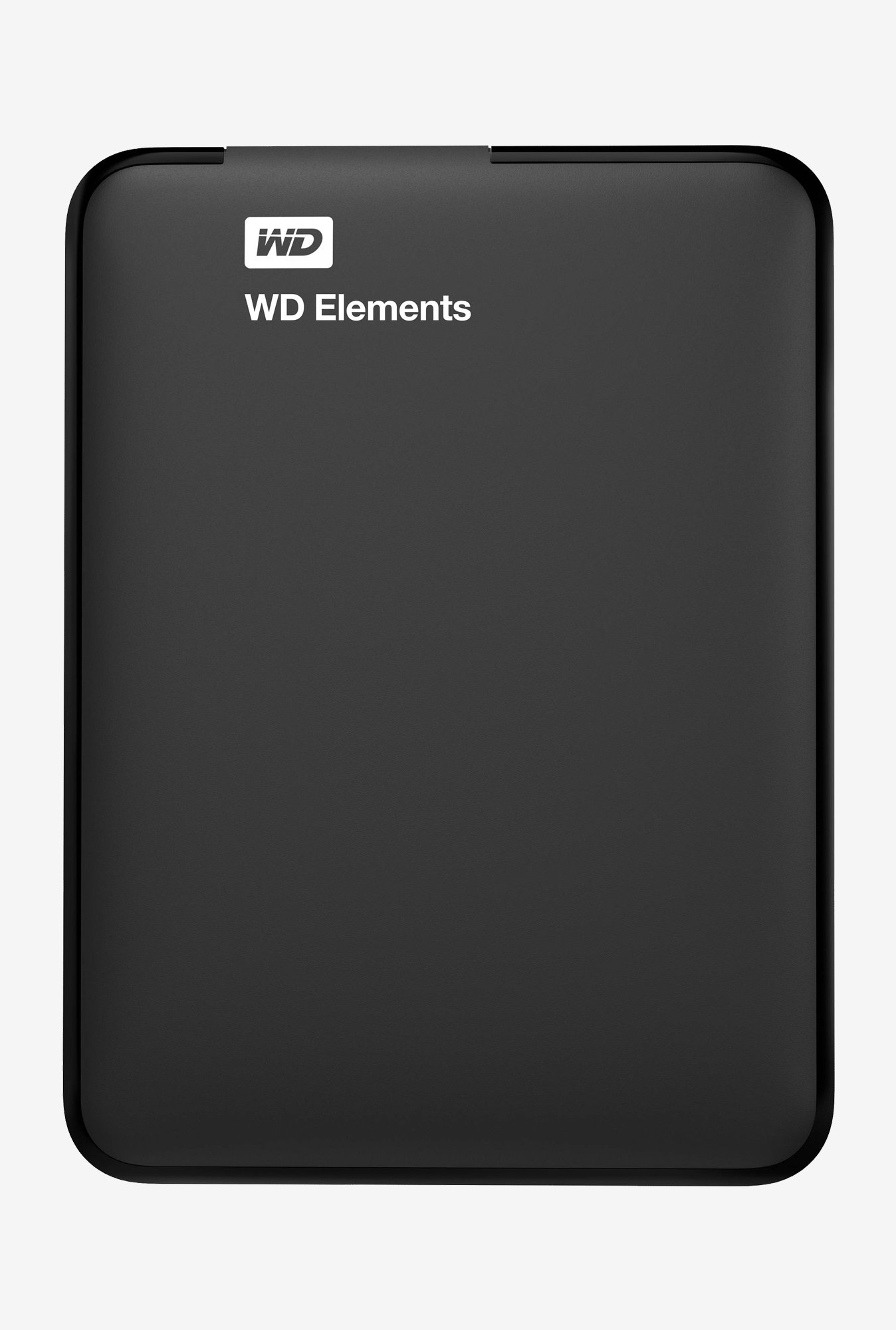 WD Elements WDBPCK0010BBK 1 TB Hard Disk Black