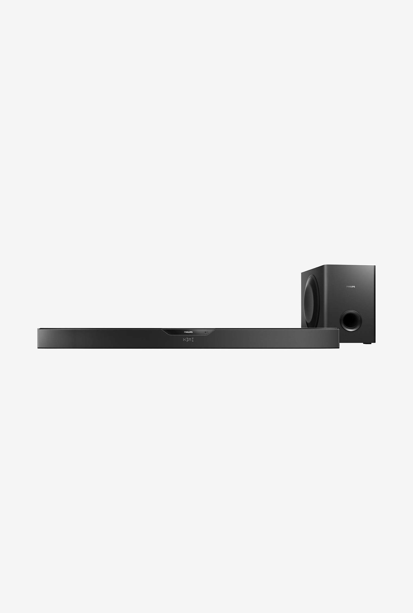 Philips  HTL6140/12 Sound Bar Black