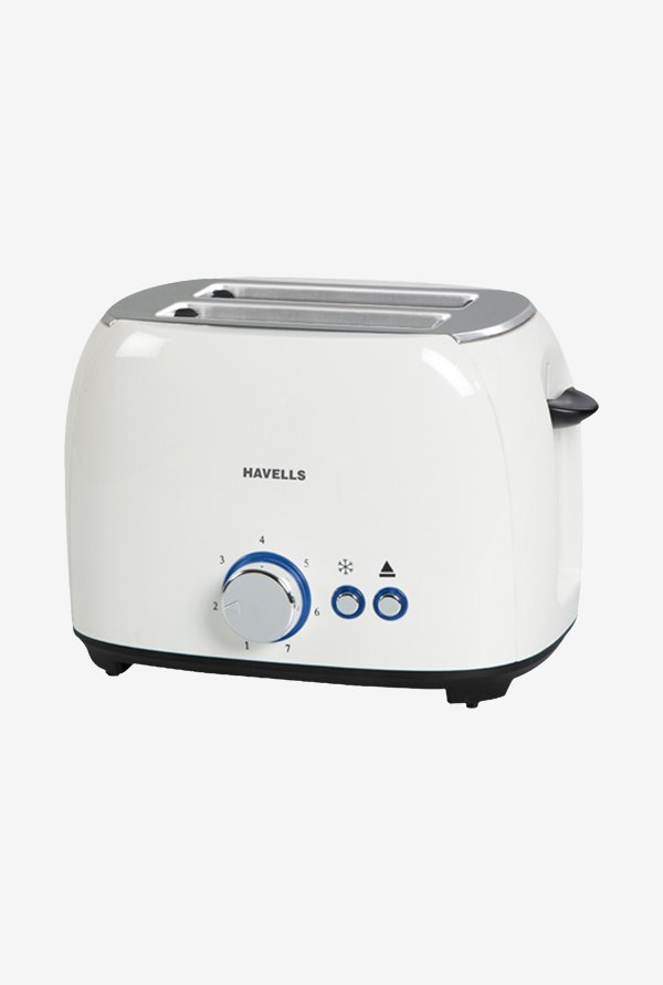Havells Crust Toaster Yellow