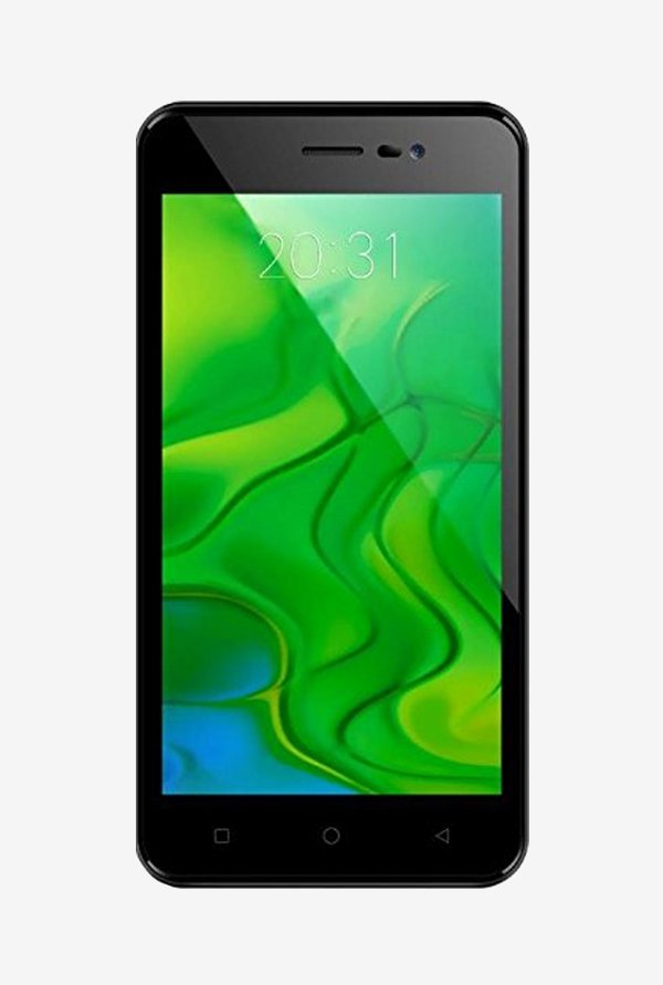 Intex Aqua AIR Dual Sim 8 GB Black