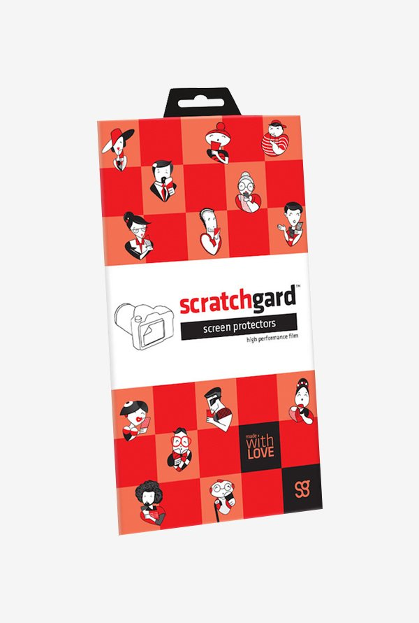 ScratchGard Canon IXUS 95IS Ultra Clear Screen Protector