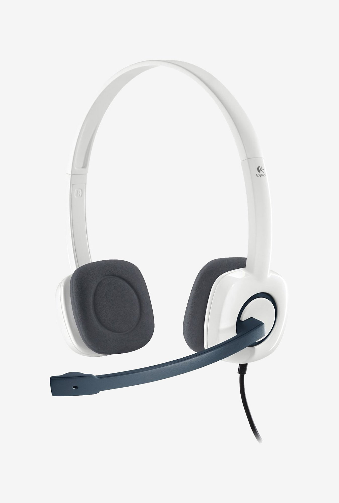 Logitech H150 Over-Ear Headphone White
