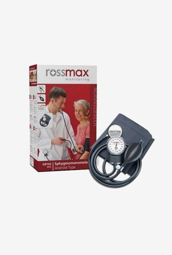 Rossmax GB101 Sphygmomanometer Black