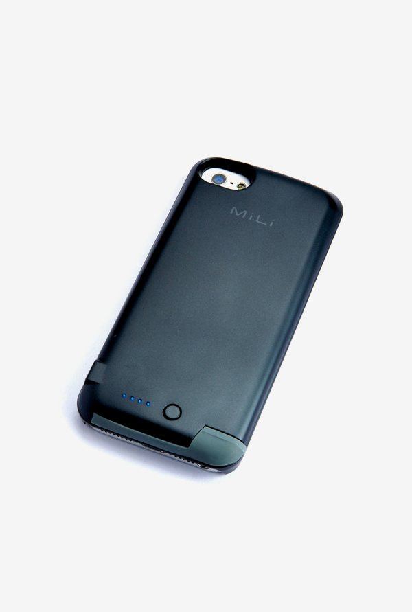 MiLi 2200 mAh HI-C25 Mobile Power Case Grey