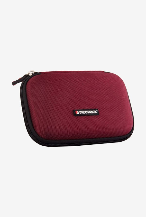 Neopack 1RD2 Hard Disk Case Red
