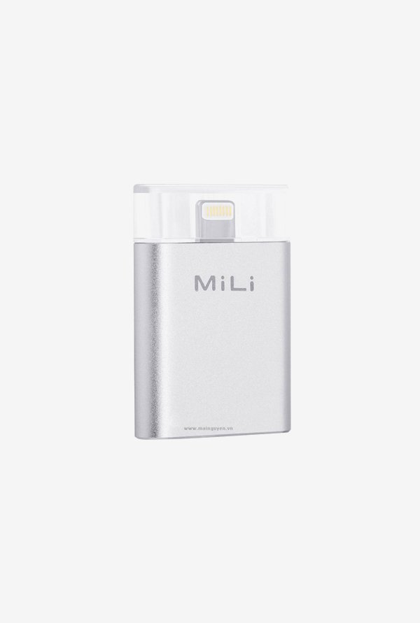MiLi HI-D91 16 GB Pendrive for iDevice Silver