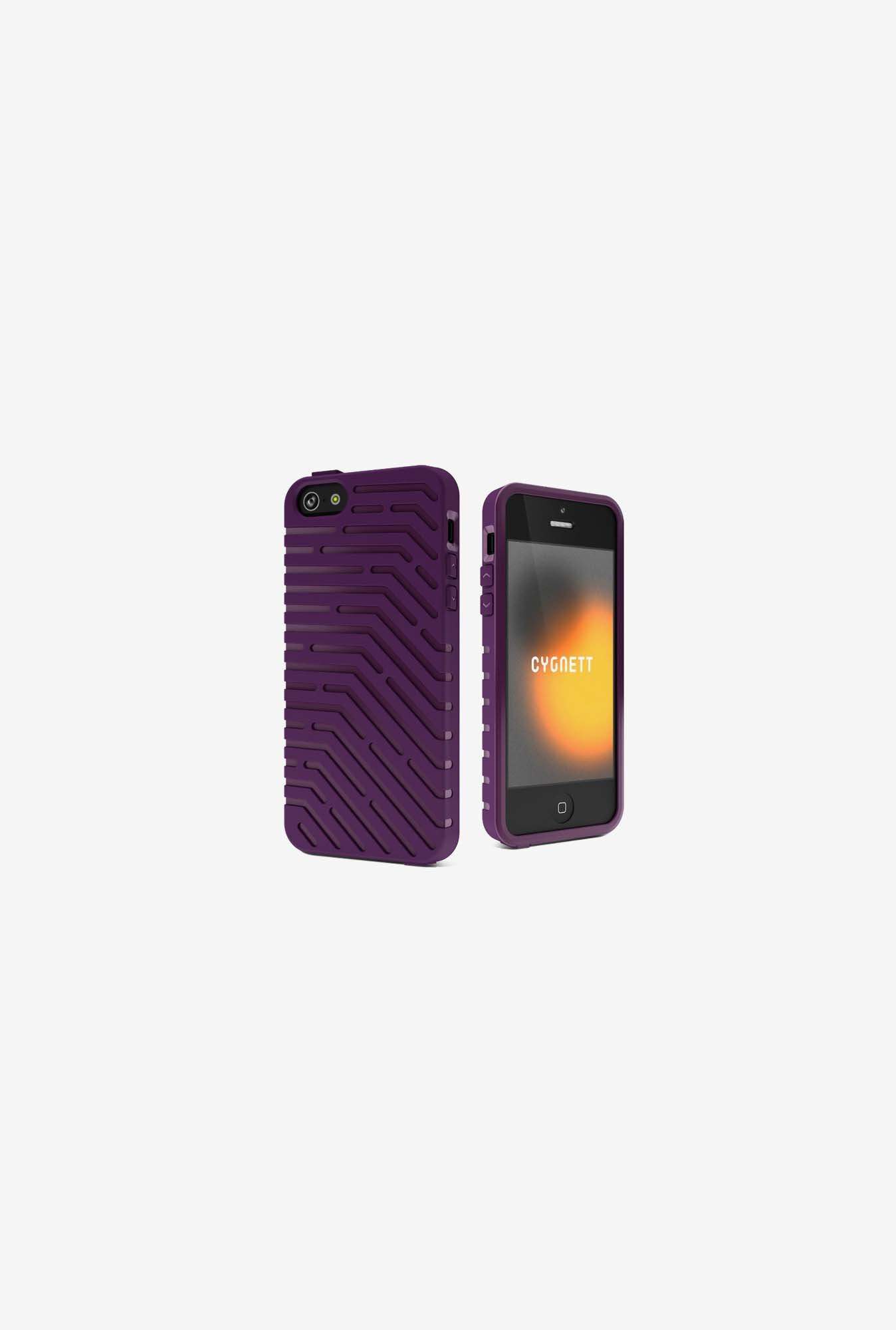 Cygnett CY0855CPVEC iPhone 5 Back Case Purple