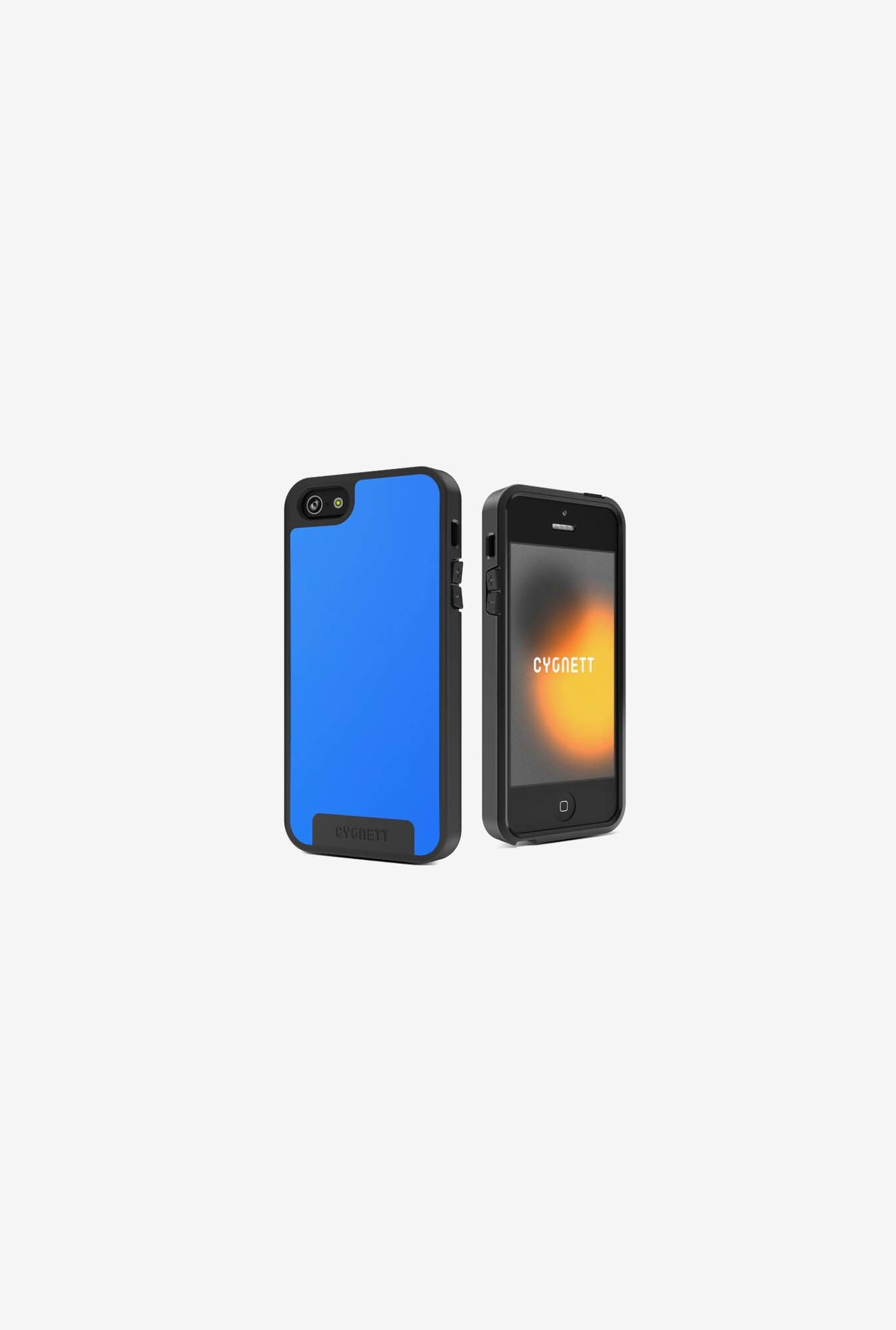 Cygnett CY0867CPAPO iPhone 5 Back Case Blue