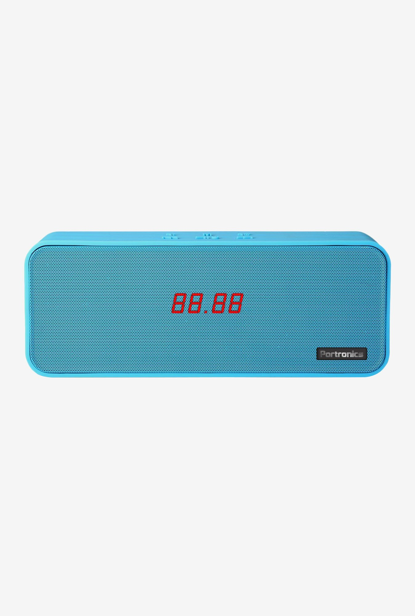 Portronics Sublime II POR 138 Bluetooth Speaker Blue