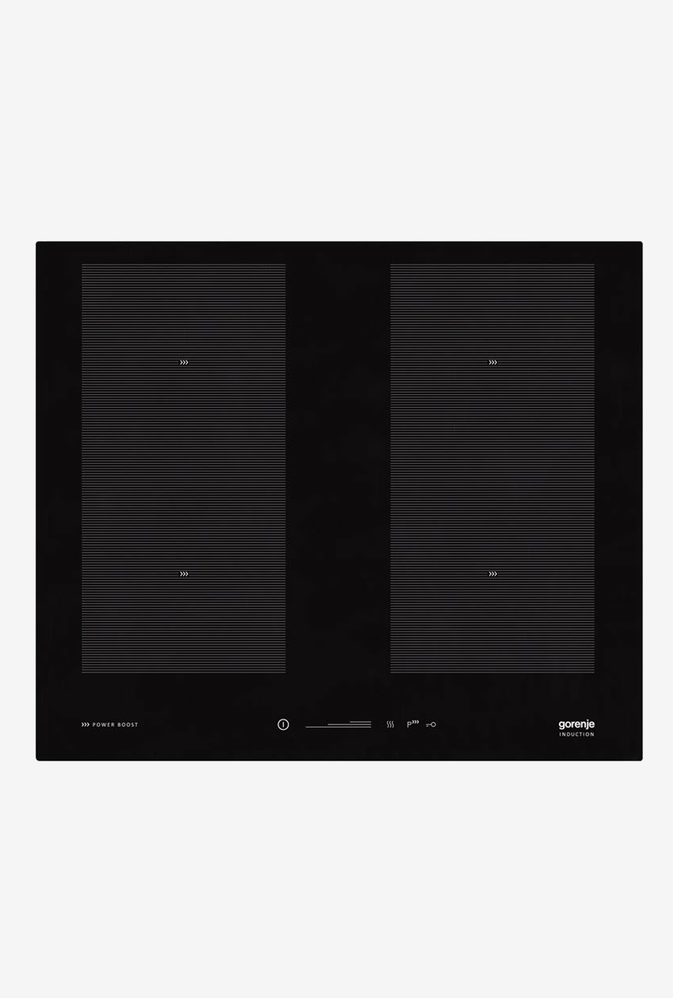 Gorenje 60 cm IS656SC Induction Hob Black