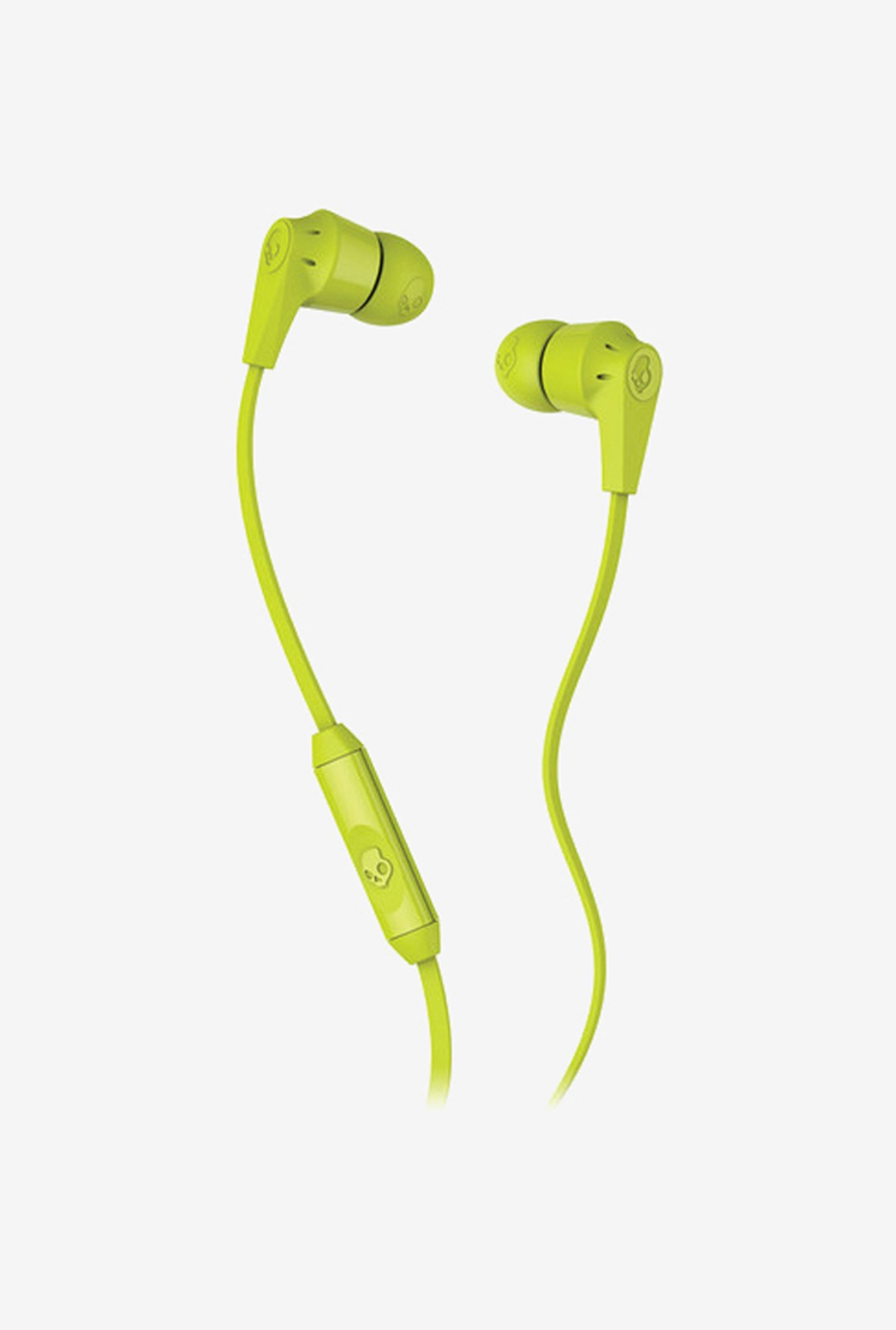 Skullcandy Inkd 2.0 S2IKFY-323 Headphone with Mic Lime Green