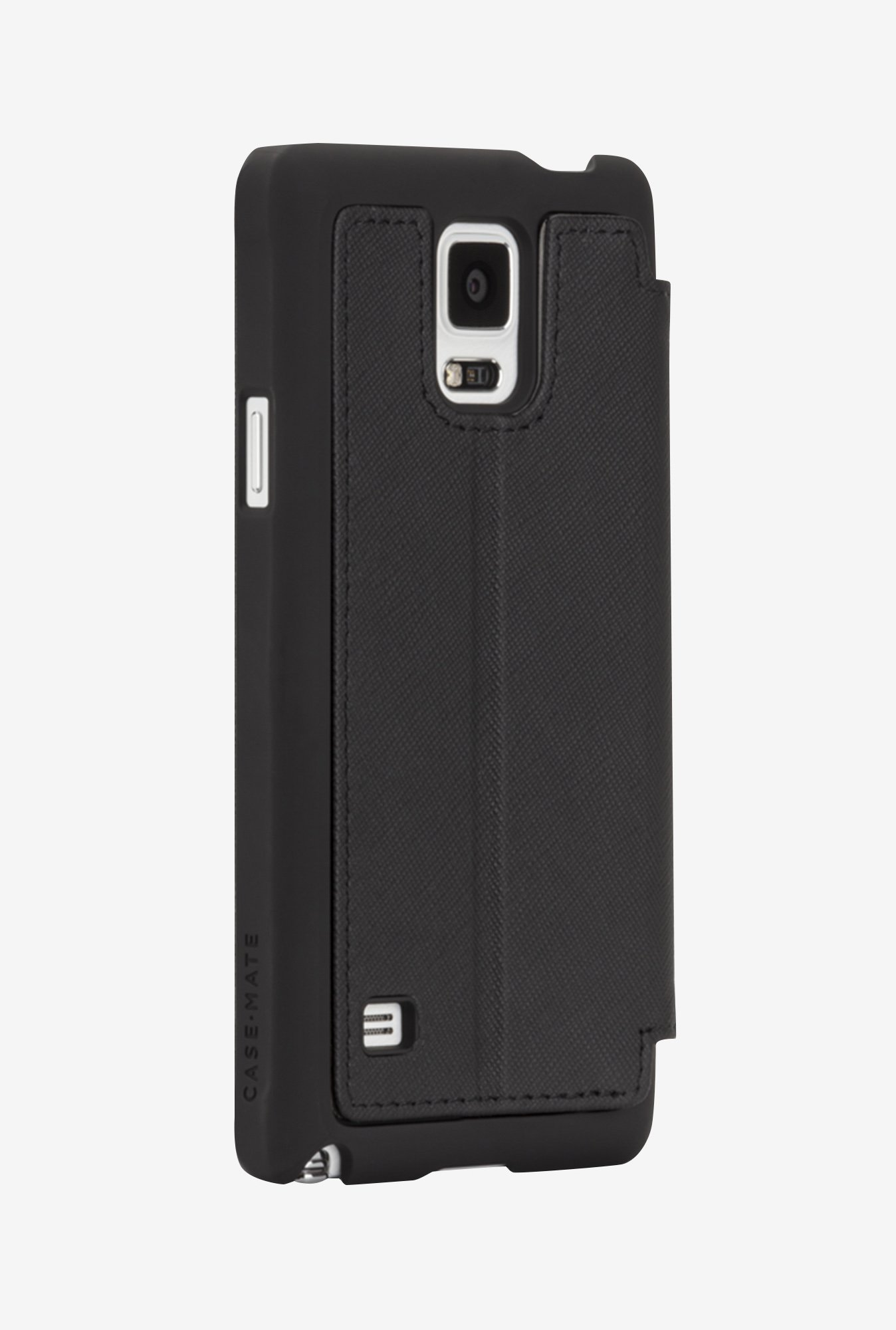 Casemate Samsung Note4 CM031816 Folio Flip Case Black