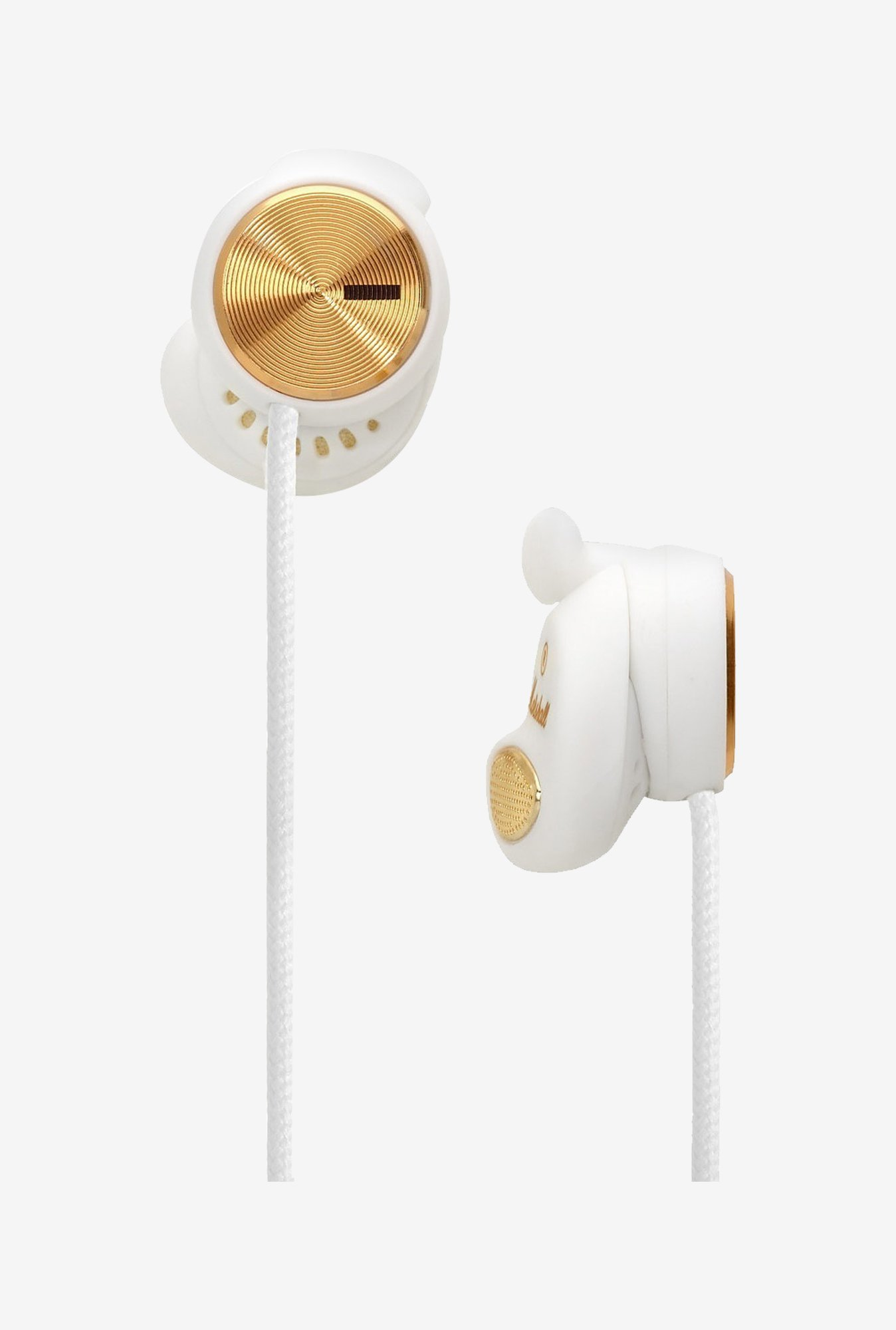 Marshall Minor In The Ear Headphones White