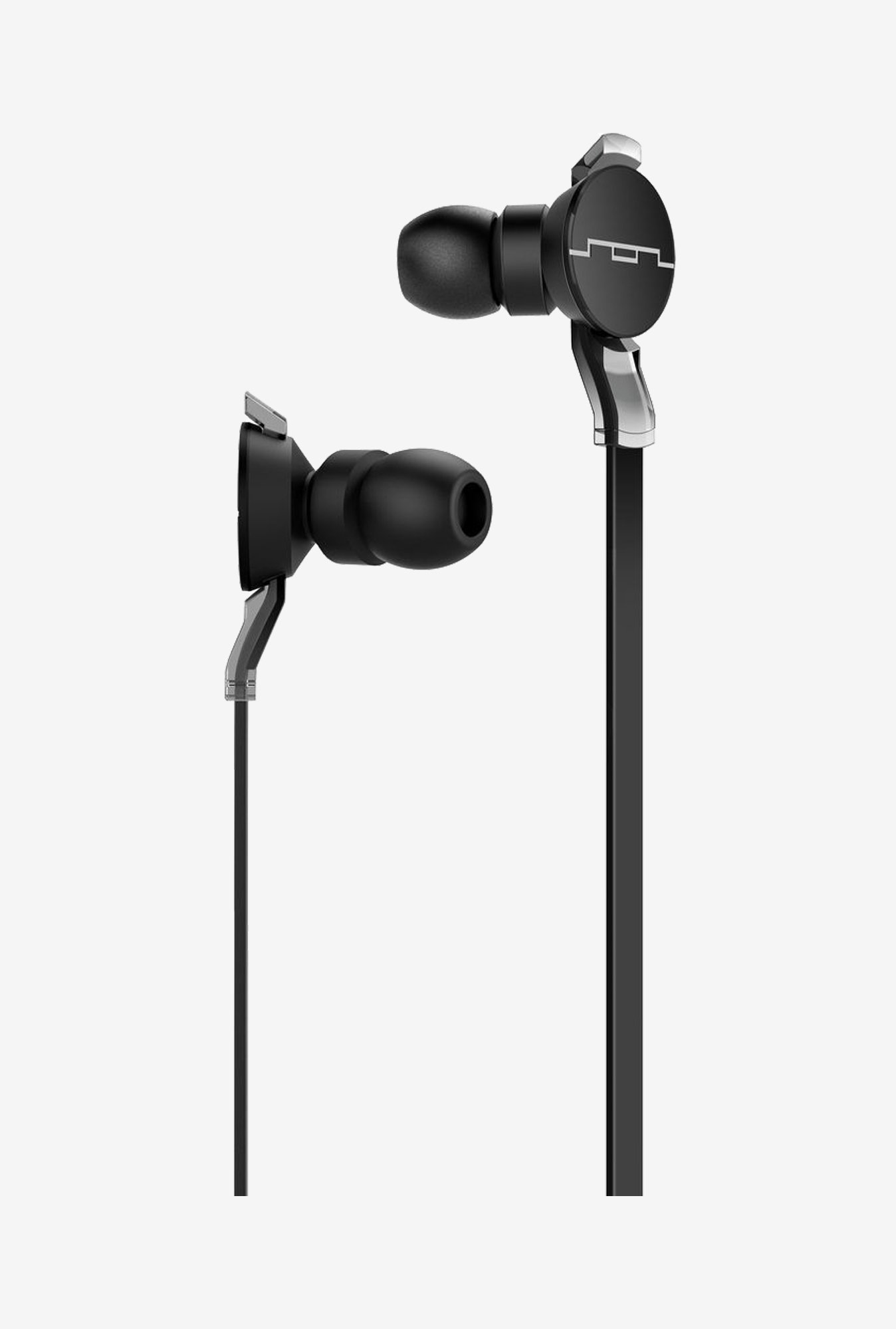Sol Republic Amps In The Ear Headphones Black