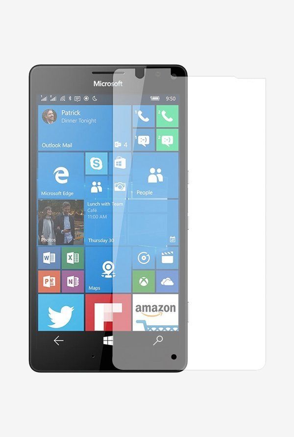 Stuffcool Supertuff Clear Screen Protector for Lumia 950XL