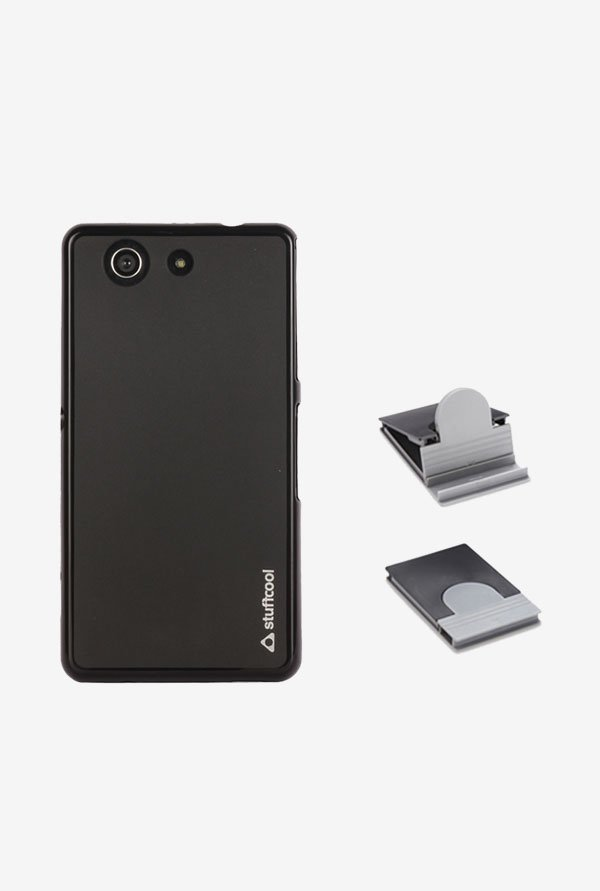 Stuffcool LSSYD5503 Back Case for Sony Xperia Z3 Black