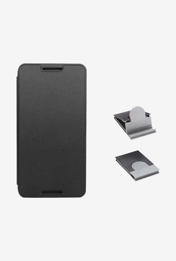 Stuffcool CRHC820 Flip Cover for HTC Desire 820 Black
