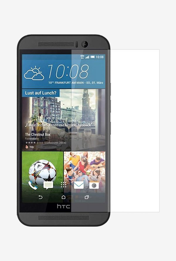 Stuffcool Supertuff Clear Screen Protector for HTC Desire M9