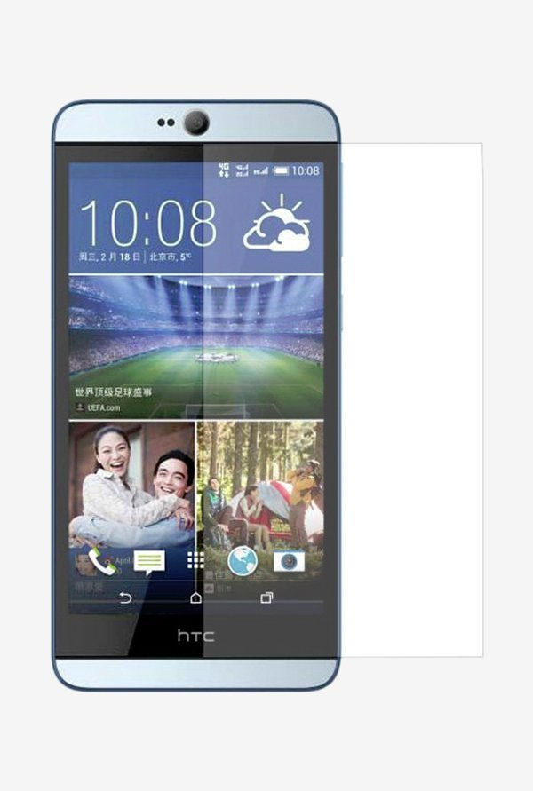 Stuffcool Supertuff Clear Screen Protector for HTC Desire826