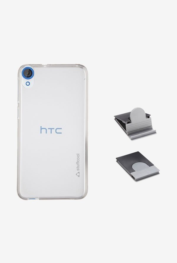 Stuffcool LSHC820 Back Case for HTC Desire 820 White