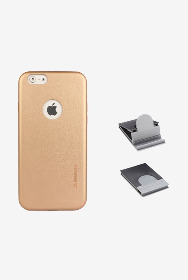 Stuffcool HTIP655 Back Case for Apple iPhone 6+ Gold